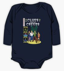 Clues From the Creeps One Piece - Long Sleeve