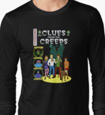 Clues From the Creeps Long Sleeve T-Shirt