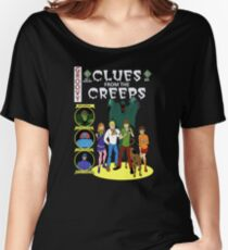 Clues From the Creeps Women's Relaxed Fit T-Shirt