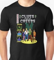 Clues From the Creeps Slim Fit T-Shirt