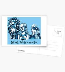 Loony Lovegood Postcards