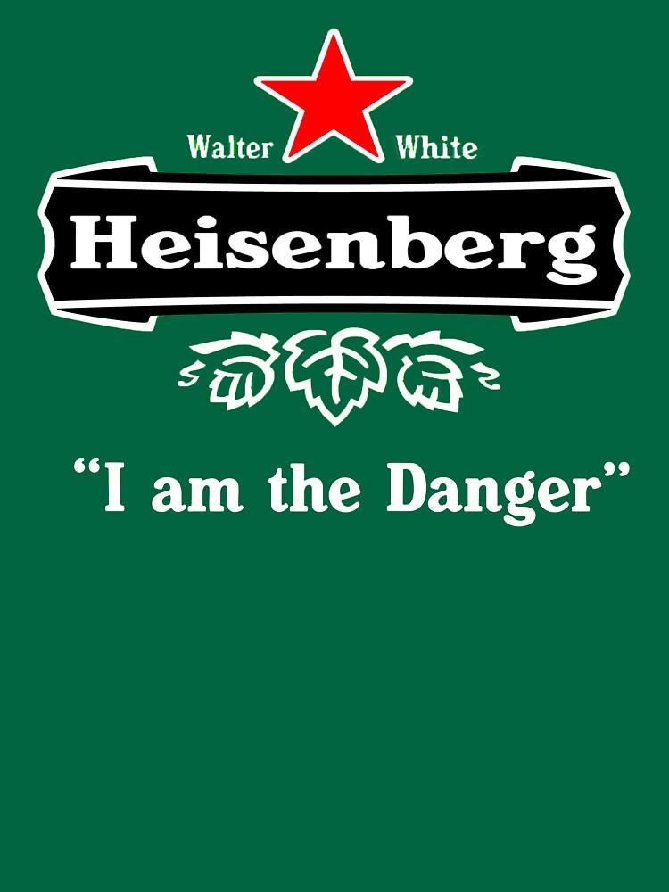 Heisenberg I am the Danger | Unisex T-Shirt
