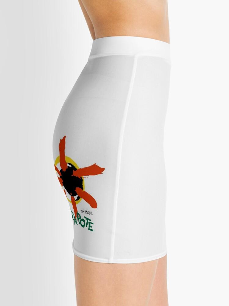 Alternate view of Lanzarote - Large Logo Mini Skirt