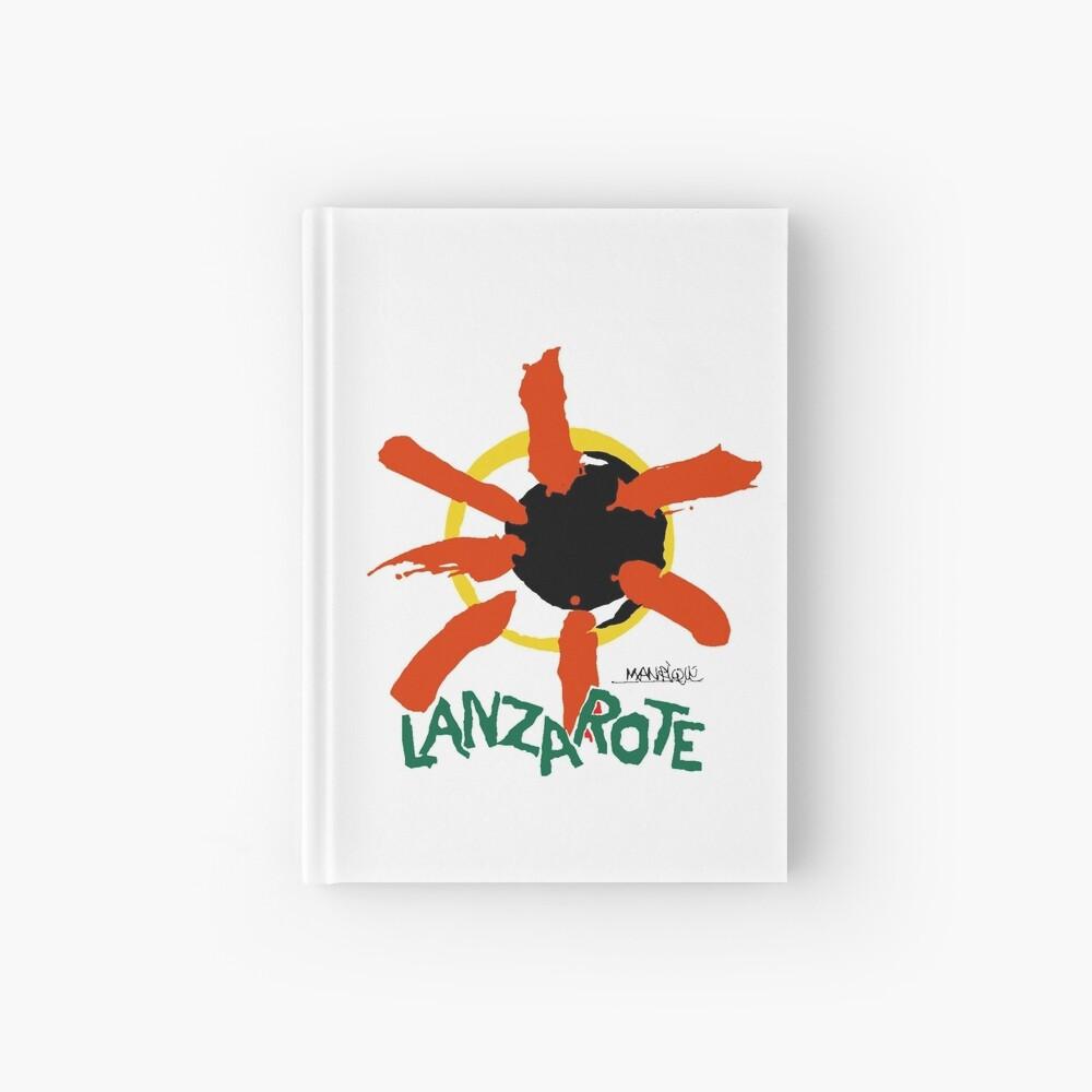 Lanzarote - Large Logo Hardcover Journal