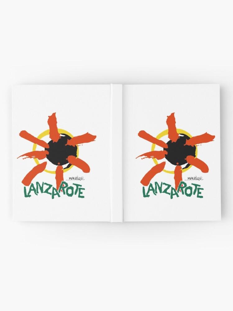Alternate view of Lanzarote - Large Logo Hardcover Journal