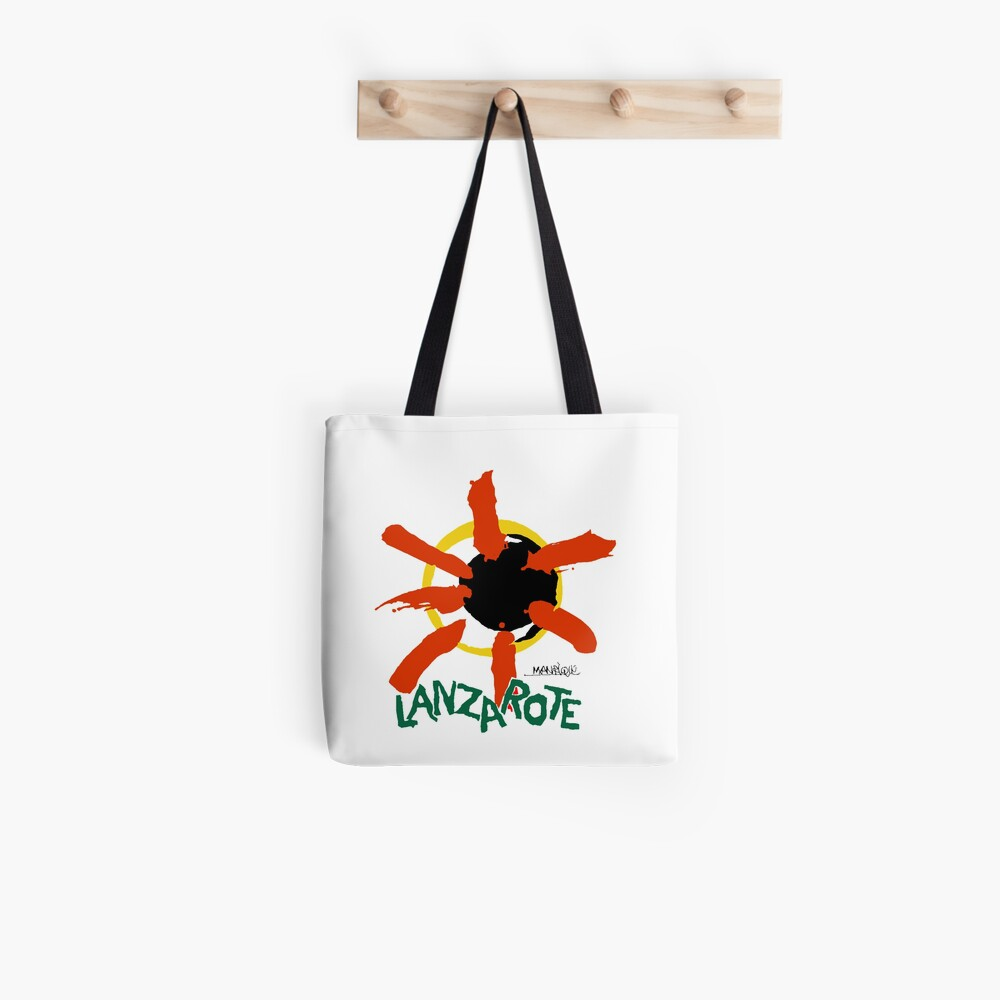 Lanzarote - Large Logo Tote Bag
