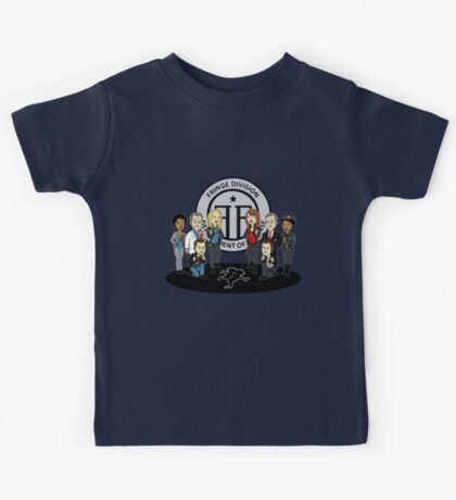 Fringe the Animated Series Kids Clothes