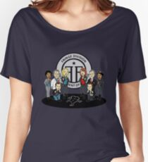 Fringe the Animated Series Women's Relaxed Fit T-Shirt