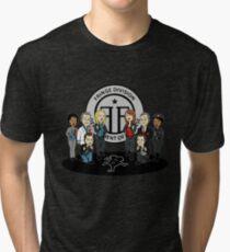 Fringe the Animated Series Tri-blend T-Shirt
