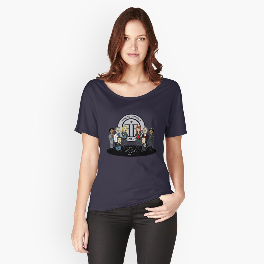 Fringe the Animated Series Women's Relaxed Fit T-Shirt Front