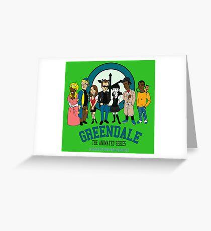 GTAS: Six Seasons and a Movie Edition Greeting Card