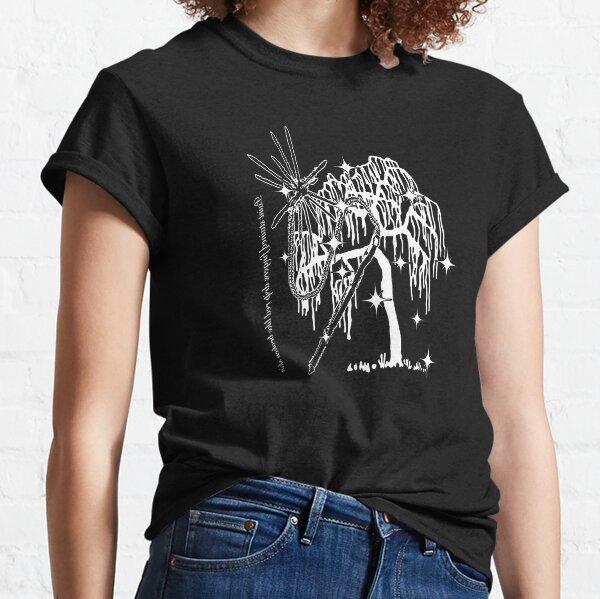Ecco2k Drain Gang Aloegarten Tree logo Camiseta clásica