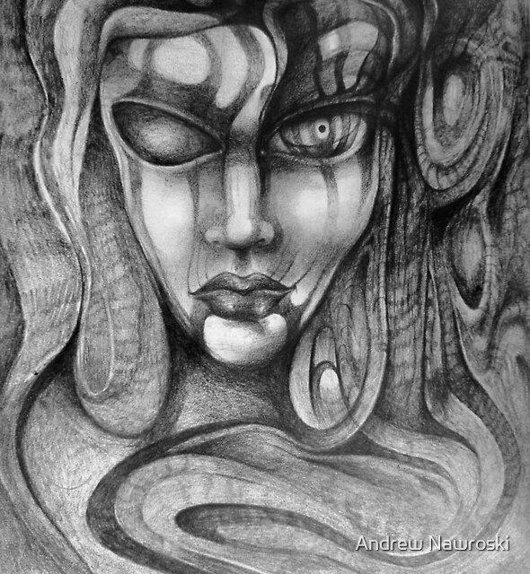 Neptunes Daughter. by Andrew Nawroski