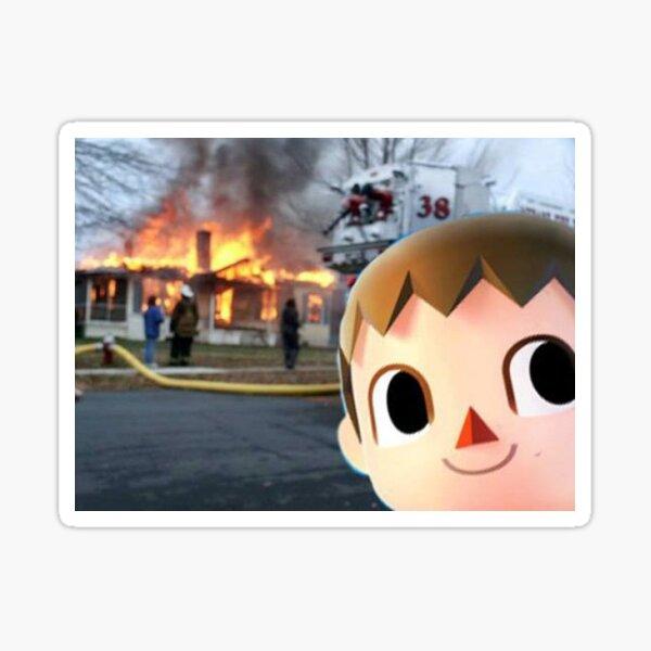 Animal Crossing Villager Sticker