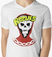 The Rogues T-shirt col V homme
