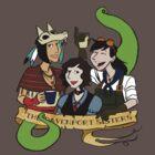 The Davenport Sisters by StrangeCabaret