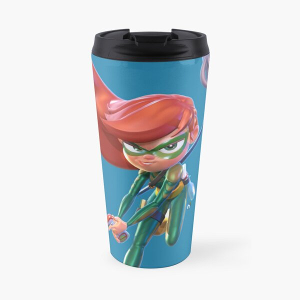 The Hero we all want! Travel Mug