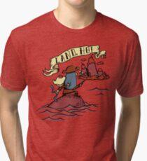 Land Ho! Tri-blend T-Shirt