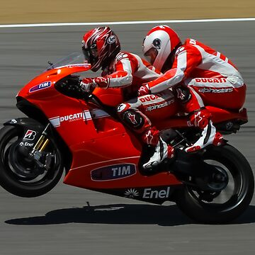Ducati two up 2010 by corsefoto
