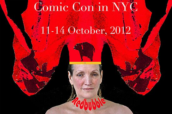 NYCC poster by jotwood