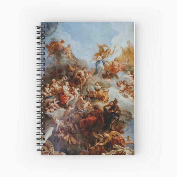 Versailles Spiral Notebook