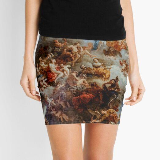 Versailles Mini Skirt