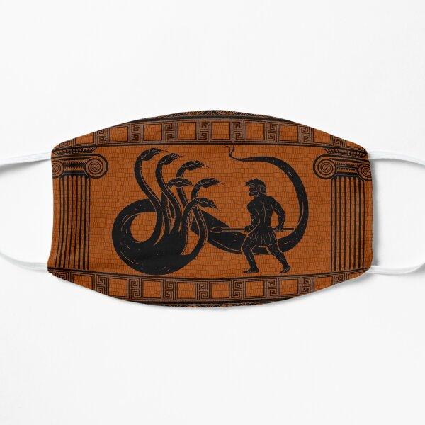 Hercules vs Hydra Flat Mask