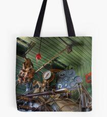 Steam Punk Tote Bag