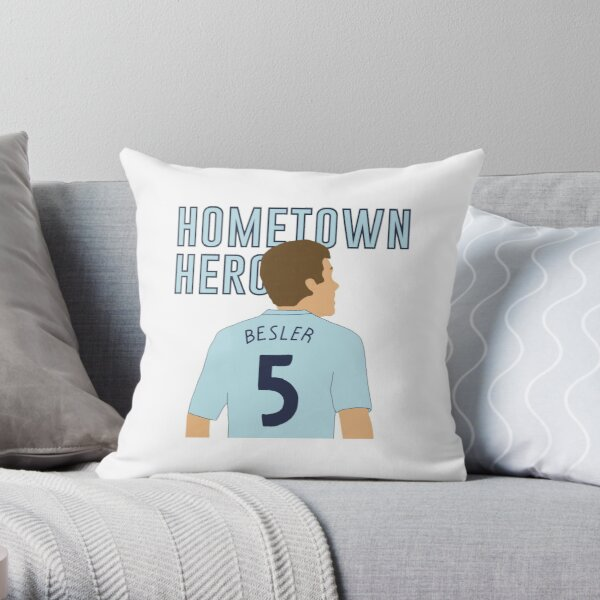 Matt Besler Hometown Hero Throw Pillow