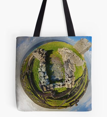O'Brien Fort Inisheer, Aran Islands, Ireland Tote Bag