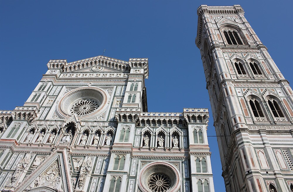 Florence, Basilica di Santa Maria del Fiore by kirilart