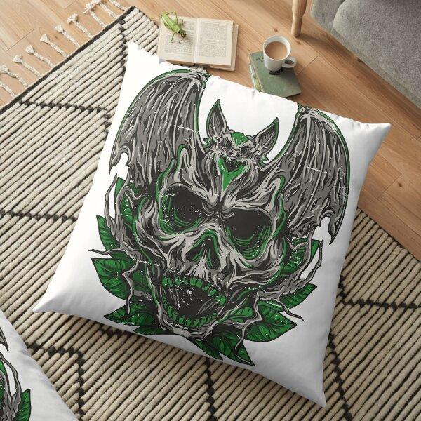Cannabis Floor Pillow