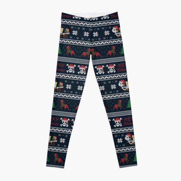 Going MERRY Christmas Leggings