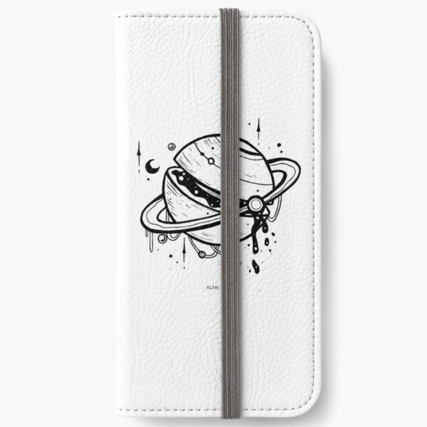 Planet: 19 iPhone Wallet