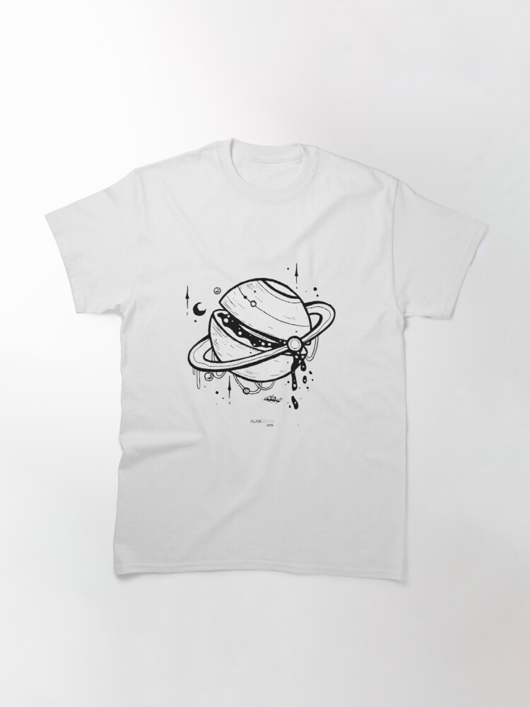 Alternate view of Planet: 19 Classic T-Shirt