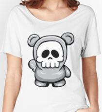 Death Bear Women's Relaxed Fit T-Shirt