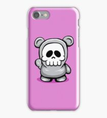 Death Bear iPhone Case/Skin