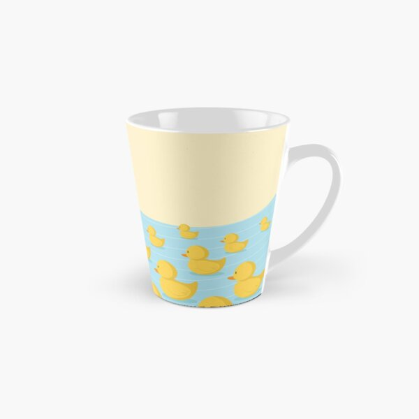Rubber Duckie Army Tall Mug