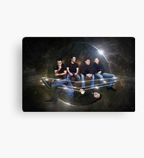 The Scrap Pack Canvas Print