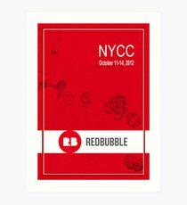 NYCC Art Print