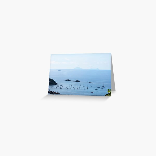 Les Gros Islets Greeting Card