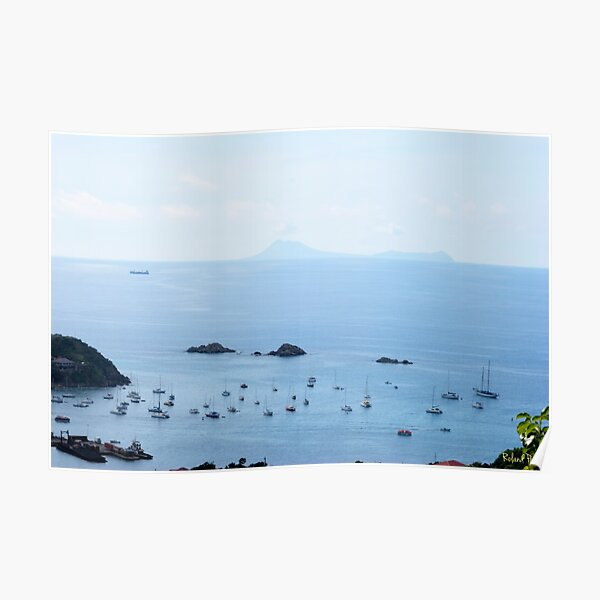 Les Gros Islets Poster