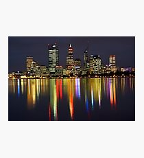 CARNAVAL REFLECTIONS Photographic Print
