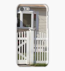 Little House Facade iPhone Case/Skin