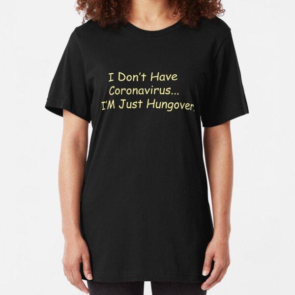 coronavirus / covid19  Slim Fit T-Shirt