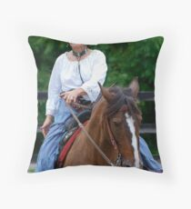 """Northern Ohio Outlaws"" #38 Throw Pillow"