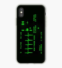EKG Monitor iPhone Case
