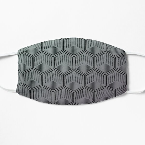 Hexagon pattern Mask