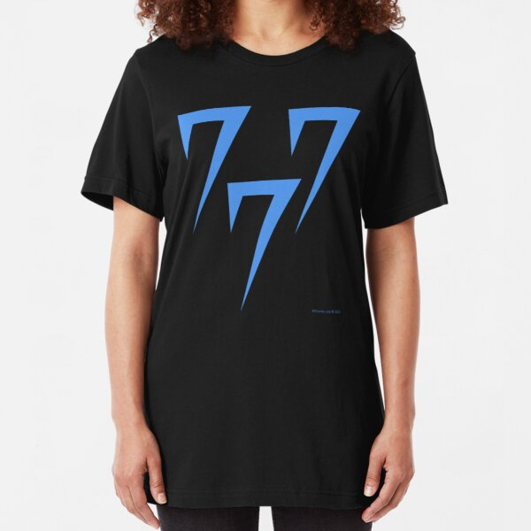 777 God's Number Slim Fit T-Shirt