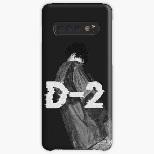 D Agust D-2 Suga cut out Samsung Galaxy Snap Case